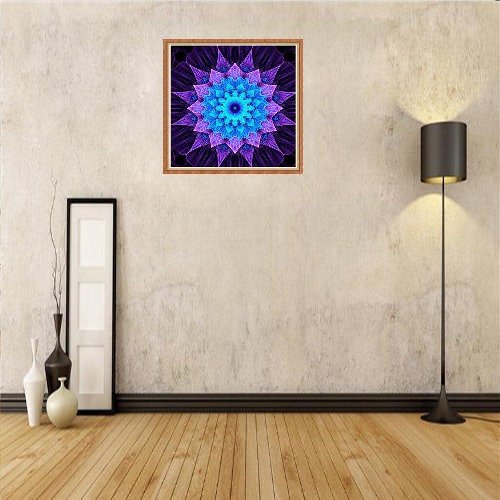 UFODB Diamant Painting Bilder Voll Set 5D DIY Diamond Embroidery Cross Craft Stitch Home Decor Art Crystal Strass Stickerei Kunst Handwerk F/ür Wall Malerei