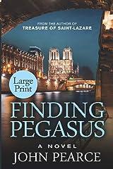 Finding Pegasus (Large Print) (Eddie Grant Series) Paperback