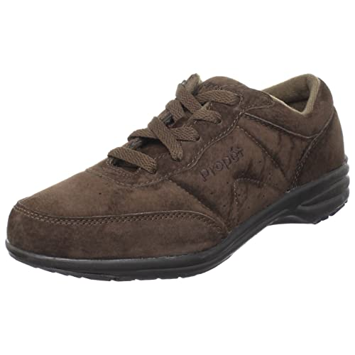 35b9c11f9d Amazon.com | Propet Women's W3841 Sneaker, Brownie, 8.5 2E US | Walking