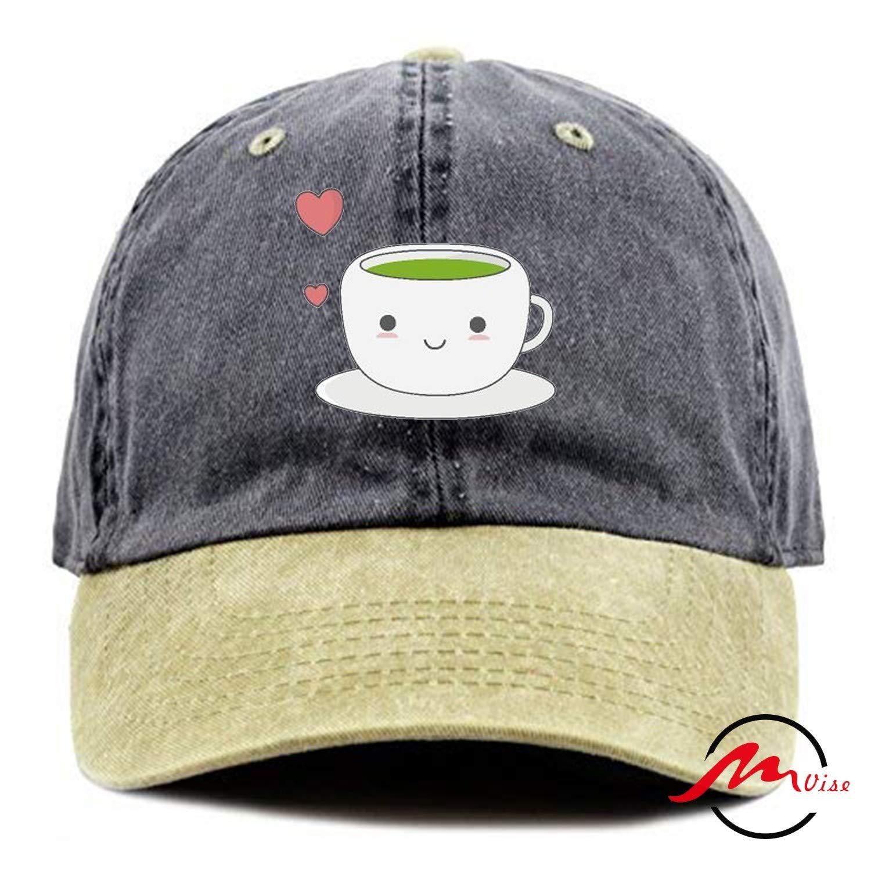 ZMvise Matcha Tea Imprimir Unisex Adolescente Adulto Vintage ...