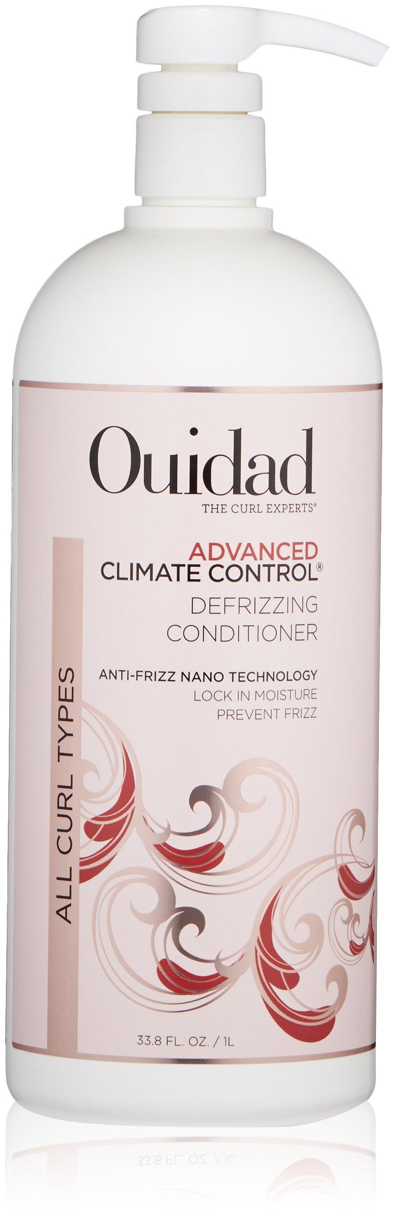 OUIDAD Advanced Climate Control Defrizzing Conditioner, 33.8 Fl Oz by Ouidad