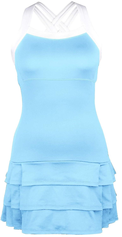 DUC Women's Team Tennis Apparel, Grace Modern Dress