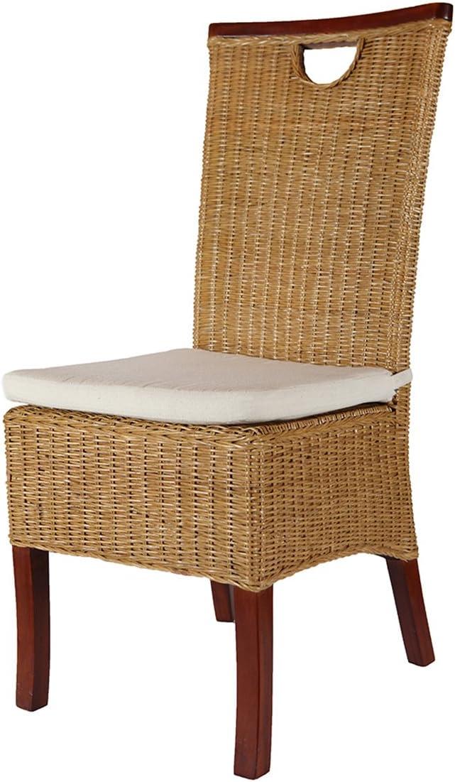 Rotin Design French Days -59/% Chaise Racine Miel en Osier
