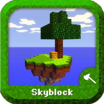 Amazon com: Skyblock - Mini Survival Game With Block