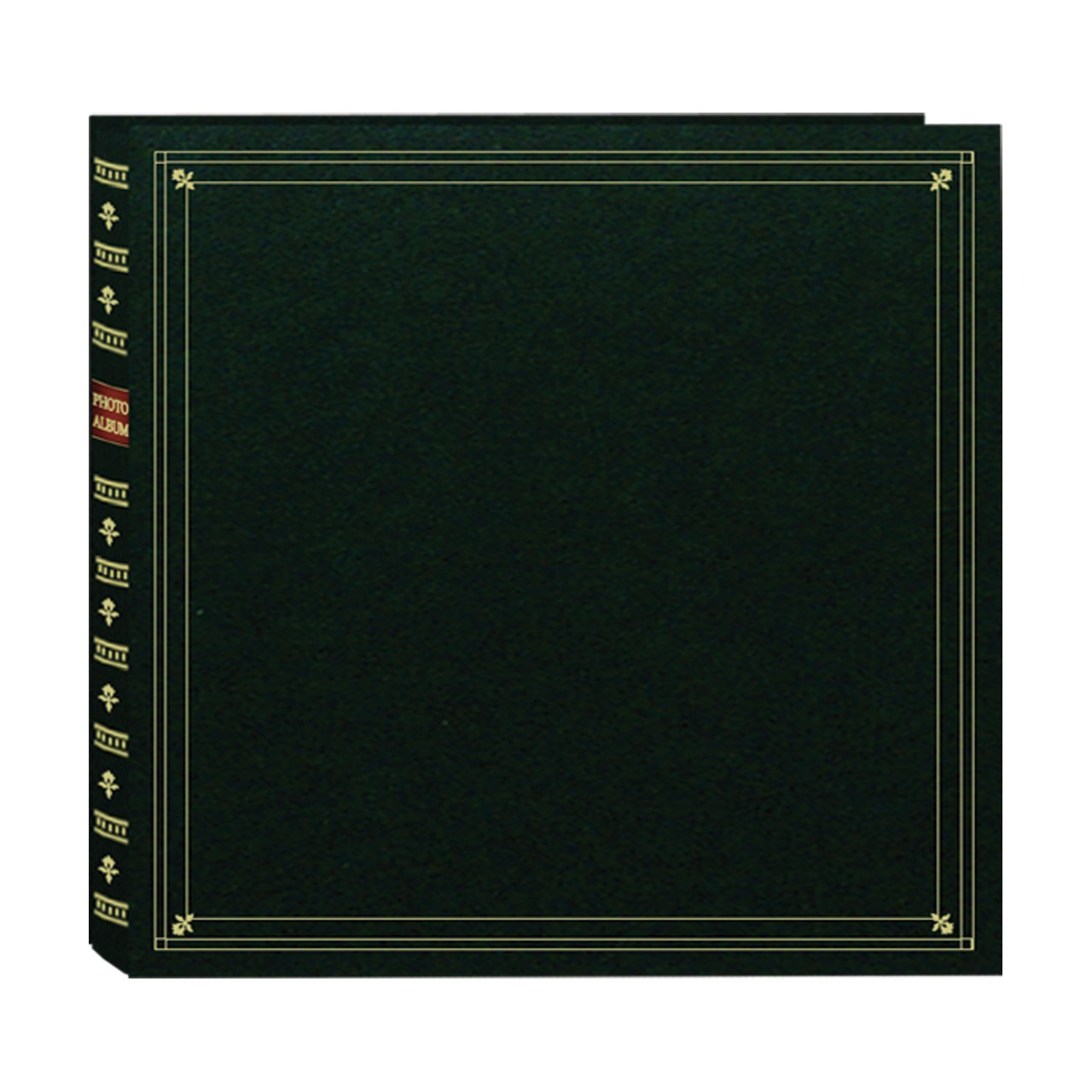 Pioneer Photo Albums 300-Pocket Memo Photo Album, 3.5 x 5 Inch, Hunter Green MP-300/HG