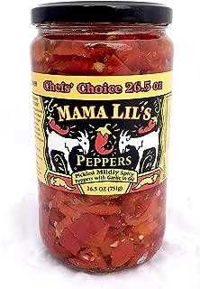 product image for Mama Lils Original Mild Goathorn Peppers, Large Jar (26.5 oz) (Pack of 2)
