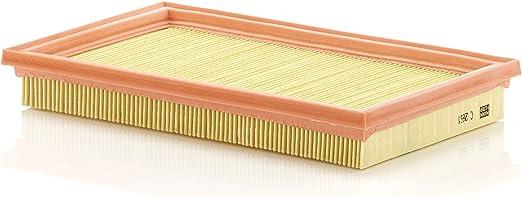 Original Mann Filter Luftfilter C 2851 Für Pkw Auto