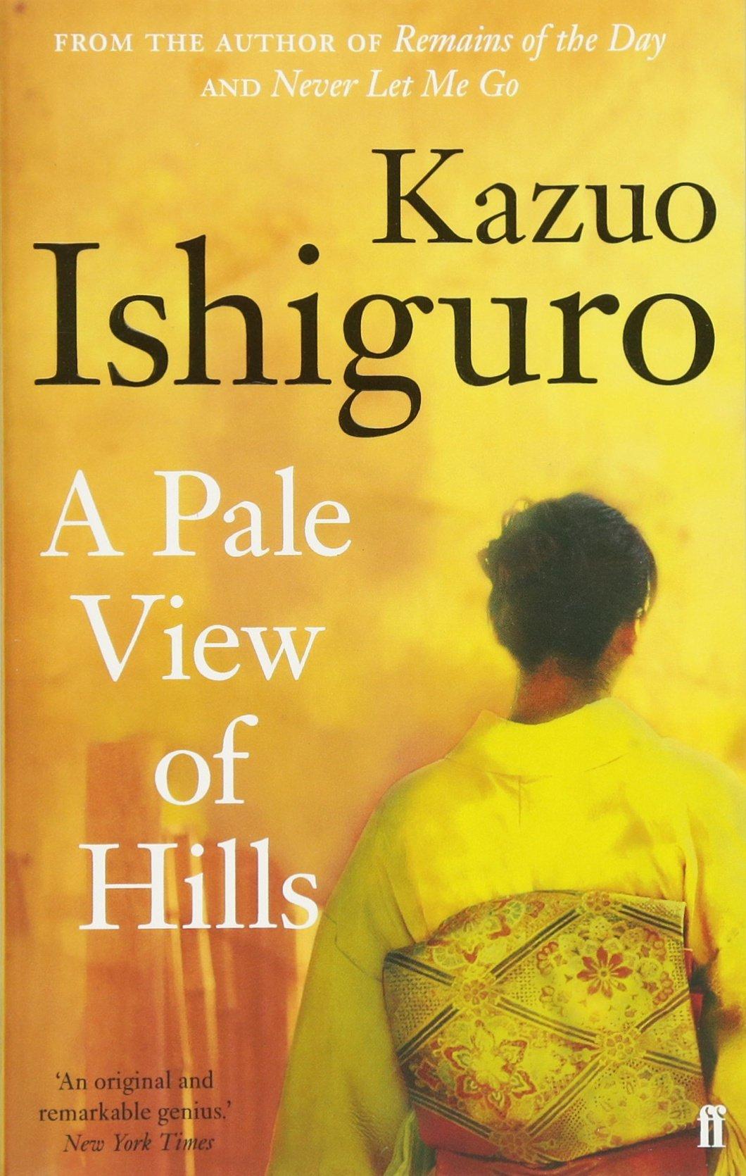 A Pale View Of Hills: Amazon: Kazuo Ishiguro: 9780571258253: Books
