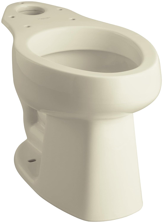 STERLING 403315-96 Windham Toilet Bowl, Biscuit KOHLER