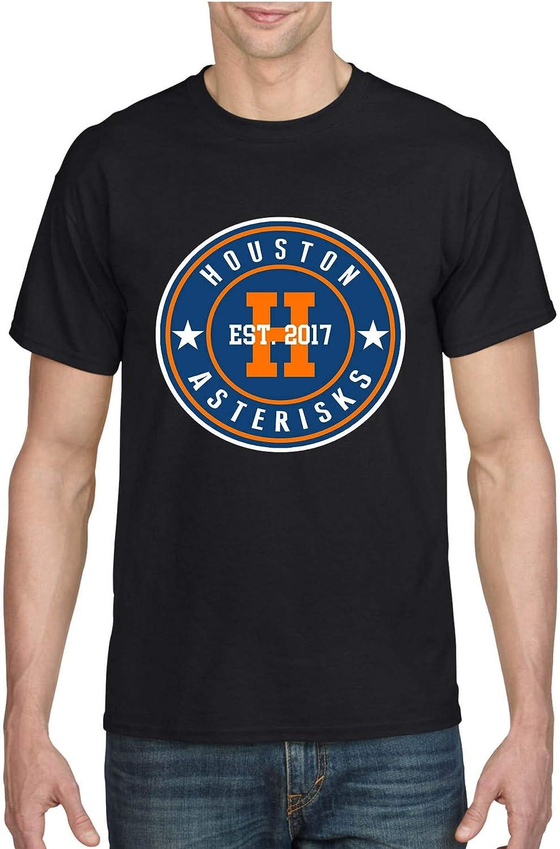 Houston Asterisks World Championship Men/'s Short Sleeve Tee