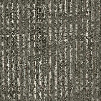"Shaw Intent Carpet Tile Skylight 24"" x 24"" Builder(80 sq ft/ctn) - 1 box"