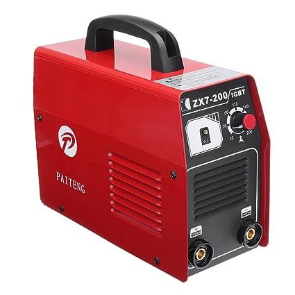 Tutoy 220V 3500W Zx7-200 Máquina De Soldadura Eléctrica Inversor DC Herramientas De Soldadura De