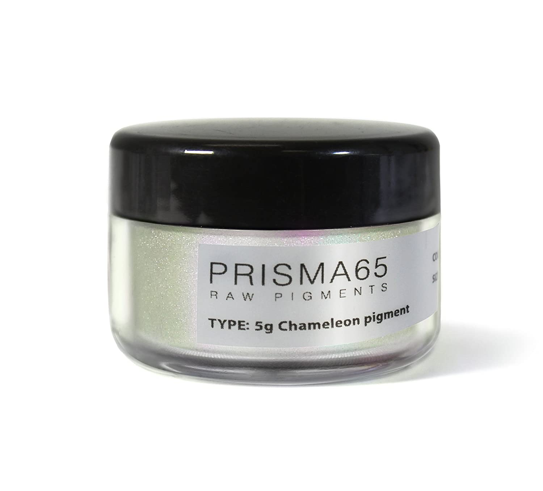 VViViD Prisma65 Raw Chameleon Violet Blue Green Pigment Powder 5g Jar