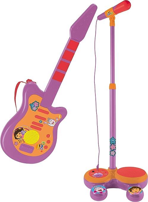 IMC Toys - Dora La Mic Explorador y Guitarra [versión en inglés]