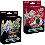 Yu-Gi-Oh KONMMTN Speed Duel-Match of The Millennium & Twisted Nightmare Starter Decks-Set of 2