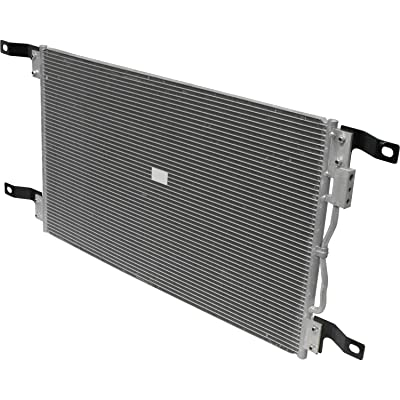 Universal Air Conditioner CN 40703PFC A/C Condenser: Automotive