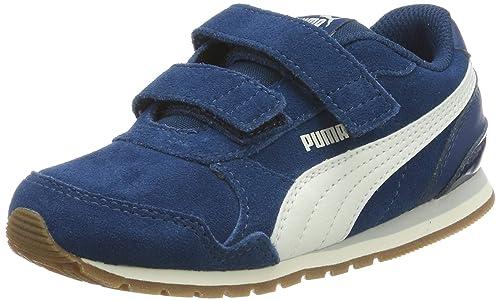 PUMA Unisex Kinder St Runner V2 Sd V Inf Sneaker