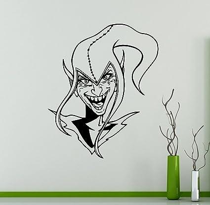 Wall Art Vinyl Decal Green Goblin Comics Supervillain Vinyl Sticker