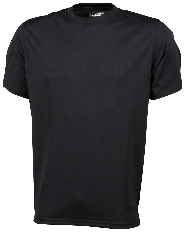 T Camiseta para hombre tamaño M color negro James amp  Nicholson ... ab52bb27872