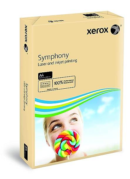Xerox 003R91959 - Papel de impresión de color, Symphony, Din ...