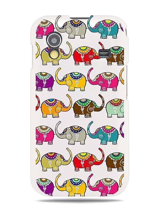 Grüv Case Design Motivo Ornamentales Con Elefantes Hindúes Arte