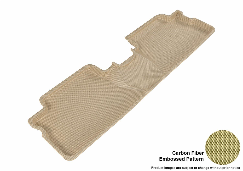 3D MAXpider All 2 Row Custom Fit Floor Mat for Select Scion XB Models Gray Kagu Rubber