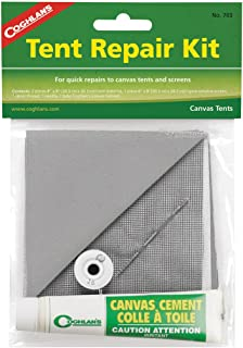 Coghlanu0027s Tent Repair Kit  sc 1 st  Amazon.com & Amazon.com : Coghlanu0027s Nylon Tent Repair Kit : Tent Accessories ...