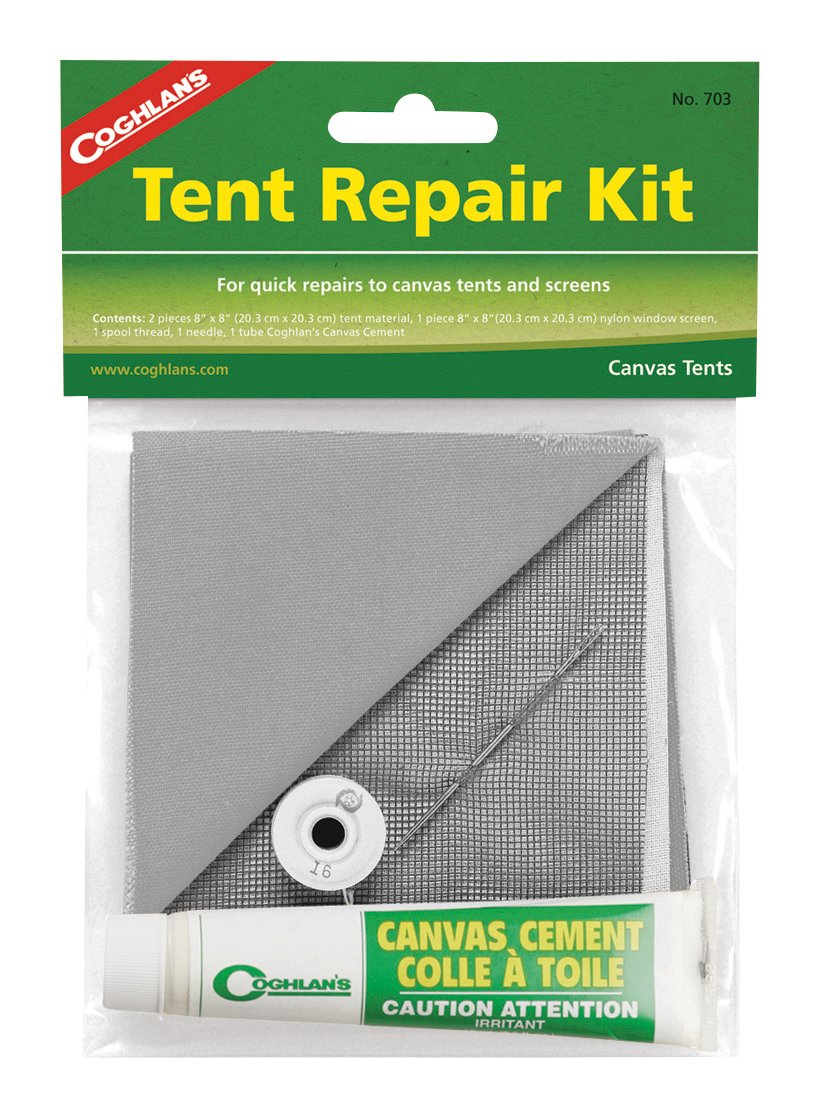 Amazon.com  Coghlanu0027s Tent Repair Kit  C&ing And Hiking Equipment  Sports u0026 Outdoors  sc 1 st  Amazon.com & Amazon.com : Coghlanu0027s Tent Repair Kit : Camping And Hiking ...
