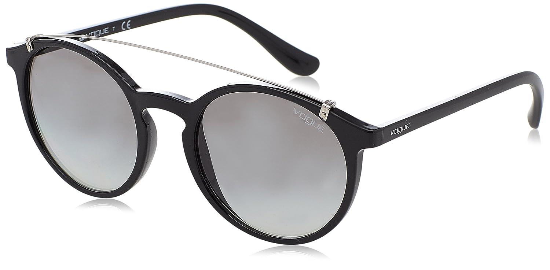 Vogue 0Vo5161S Gafas de sol, Black, 51 para Mujer
