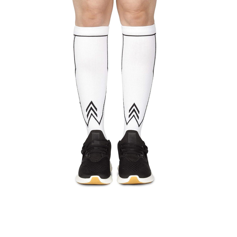 FitnessBug Calf Compression Socks