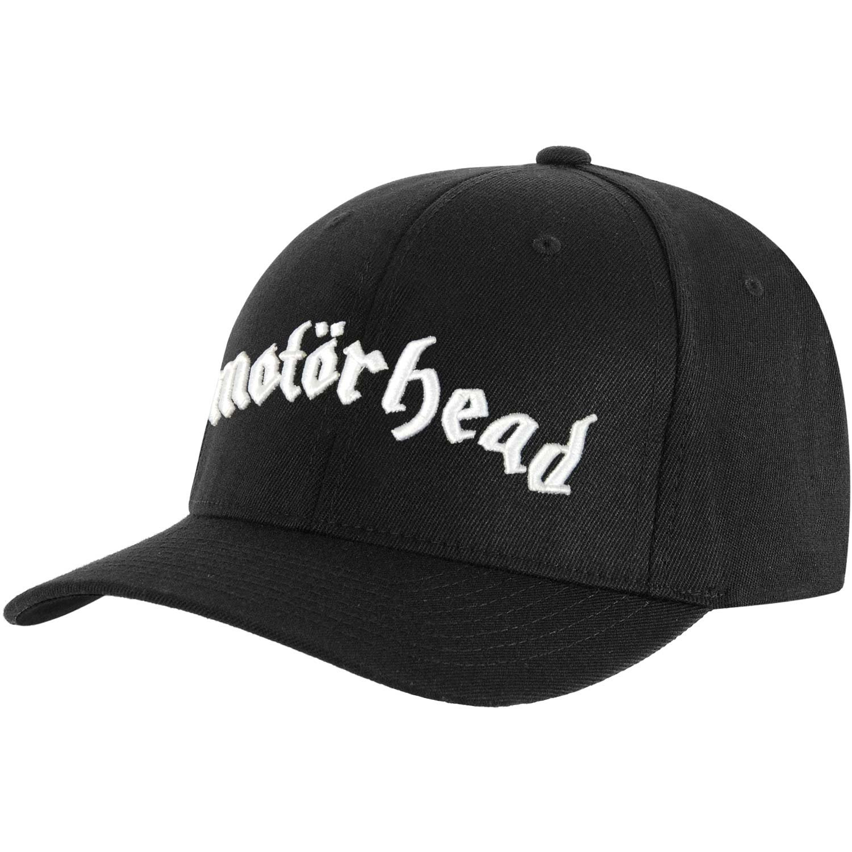 Amazon.com  Motorhead Black Baseball Snapback Hat Standard  Clothing ef88e6ddc8a