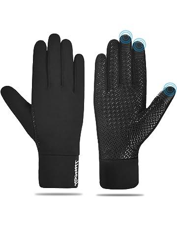 cheaper 0c2a6 344a2 HOOMIL Lightweight Running Gloves for Women Men (M L XL) Winter Warm