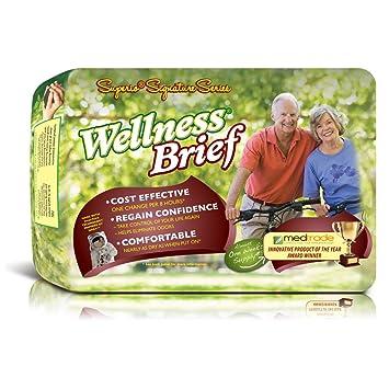 UW2131PK - Wellness Brief Superio Series, Medium 24-36