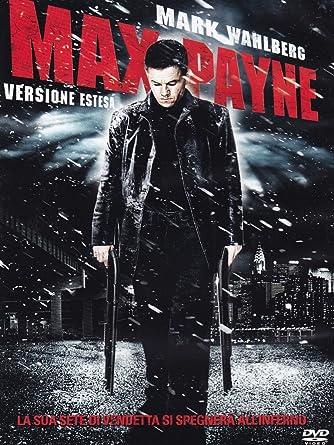 Amazon Com Max Payne Italian Edition Mark Wahlberg Donald