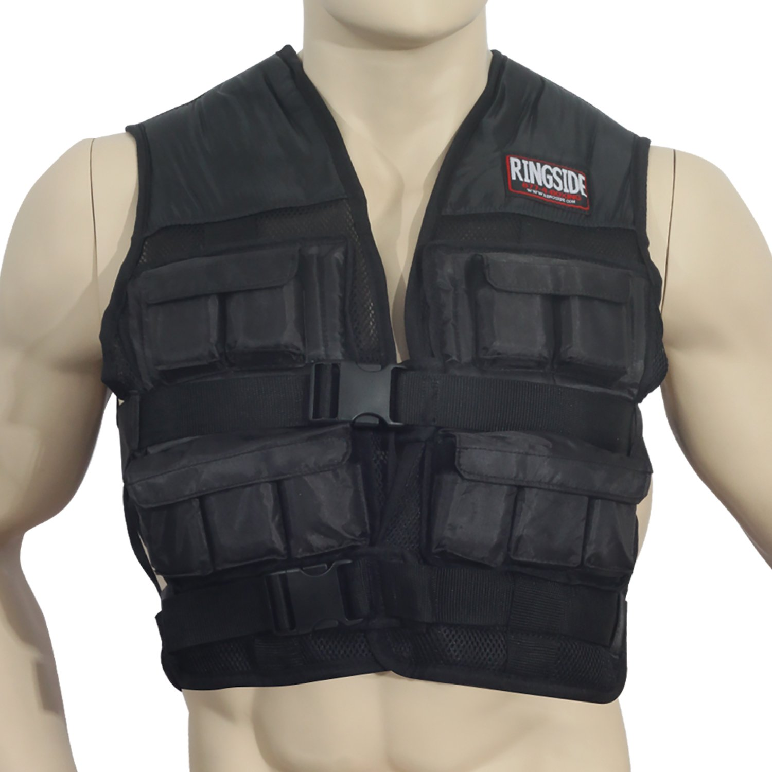 Ringside Weighted Vest WVEST -P