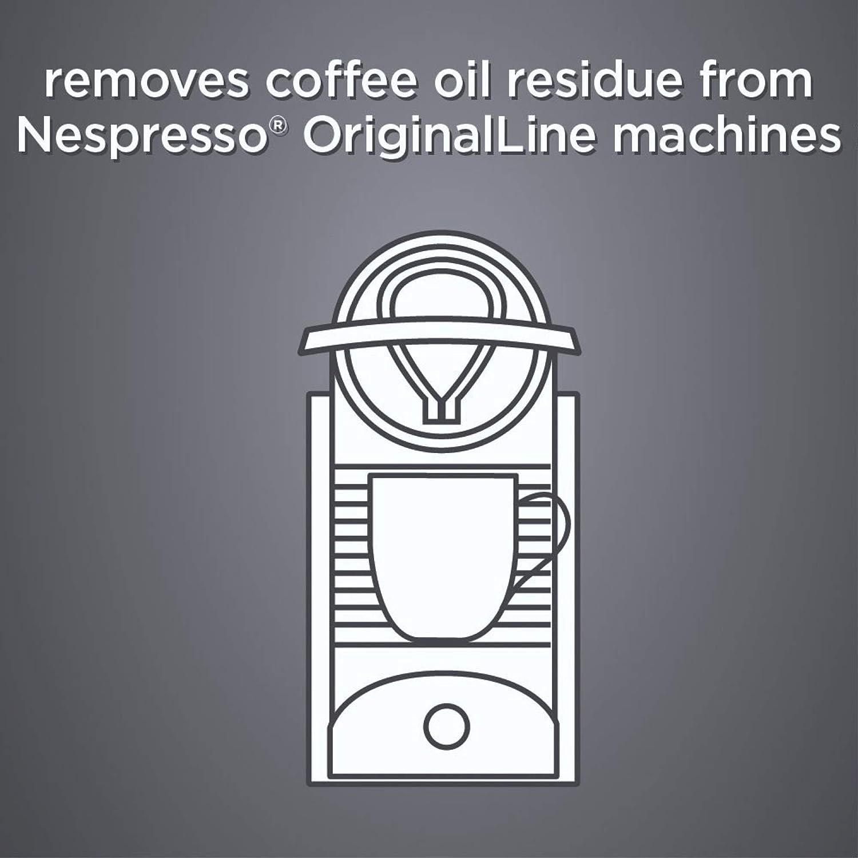 Amazon.com: CaffeNu Nespresso - Cápsulas de limpieza de ...
