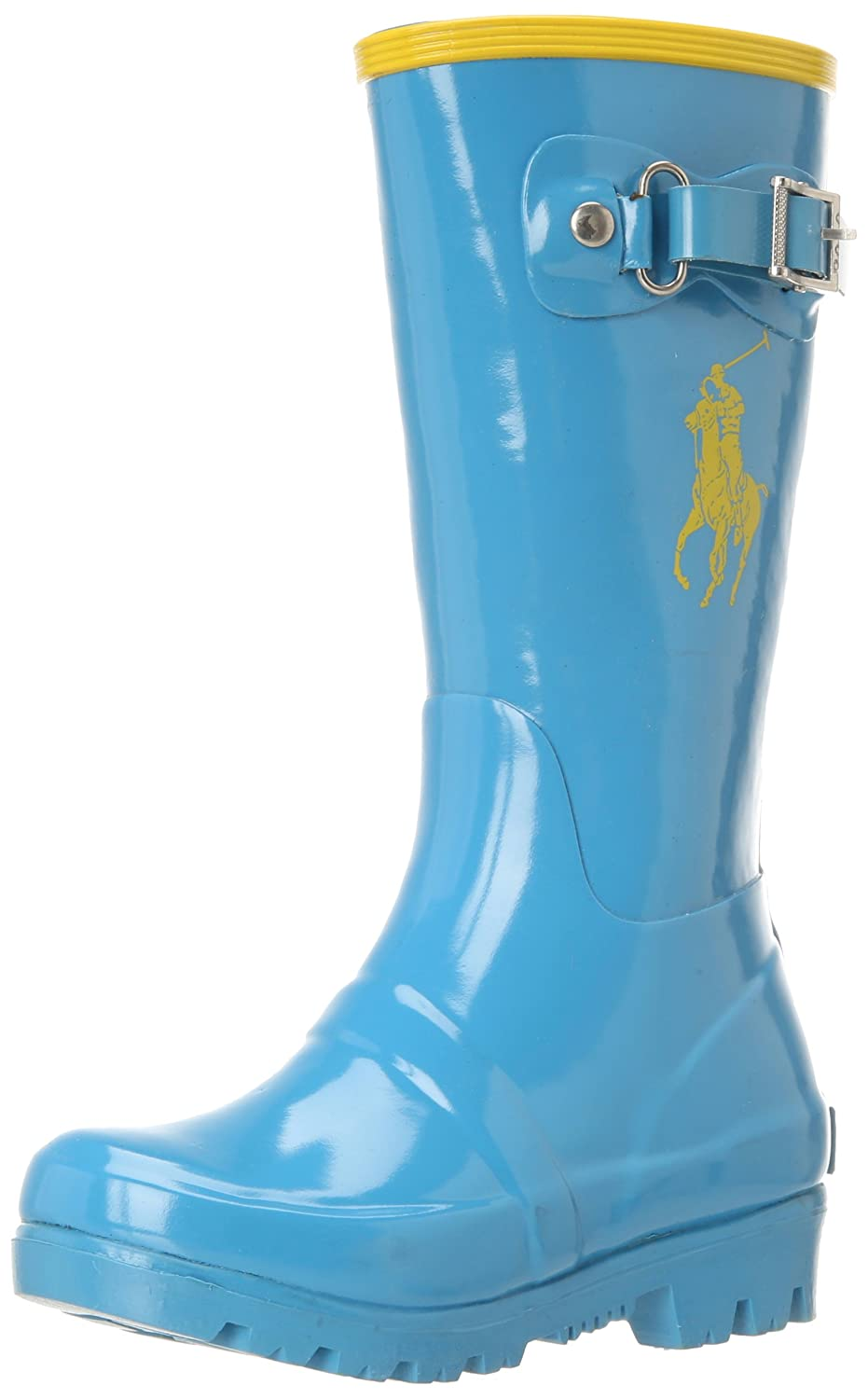 Polo by Ralph Lauren Ralph Rain Boot (Toddler/Little Kid/Big Kid) Polo Ralph Lauren Kids