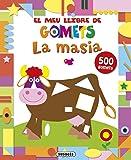 La masia (El meu llibre de gomets)