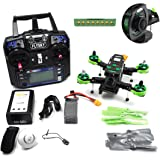 180mm FPV Racing Drone RC Quadcopter Assembled RTF with F3 Flight Controller HD TX Camera FlySky FS-I6 Transmitter