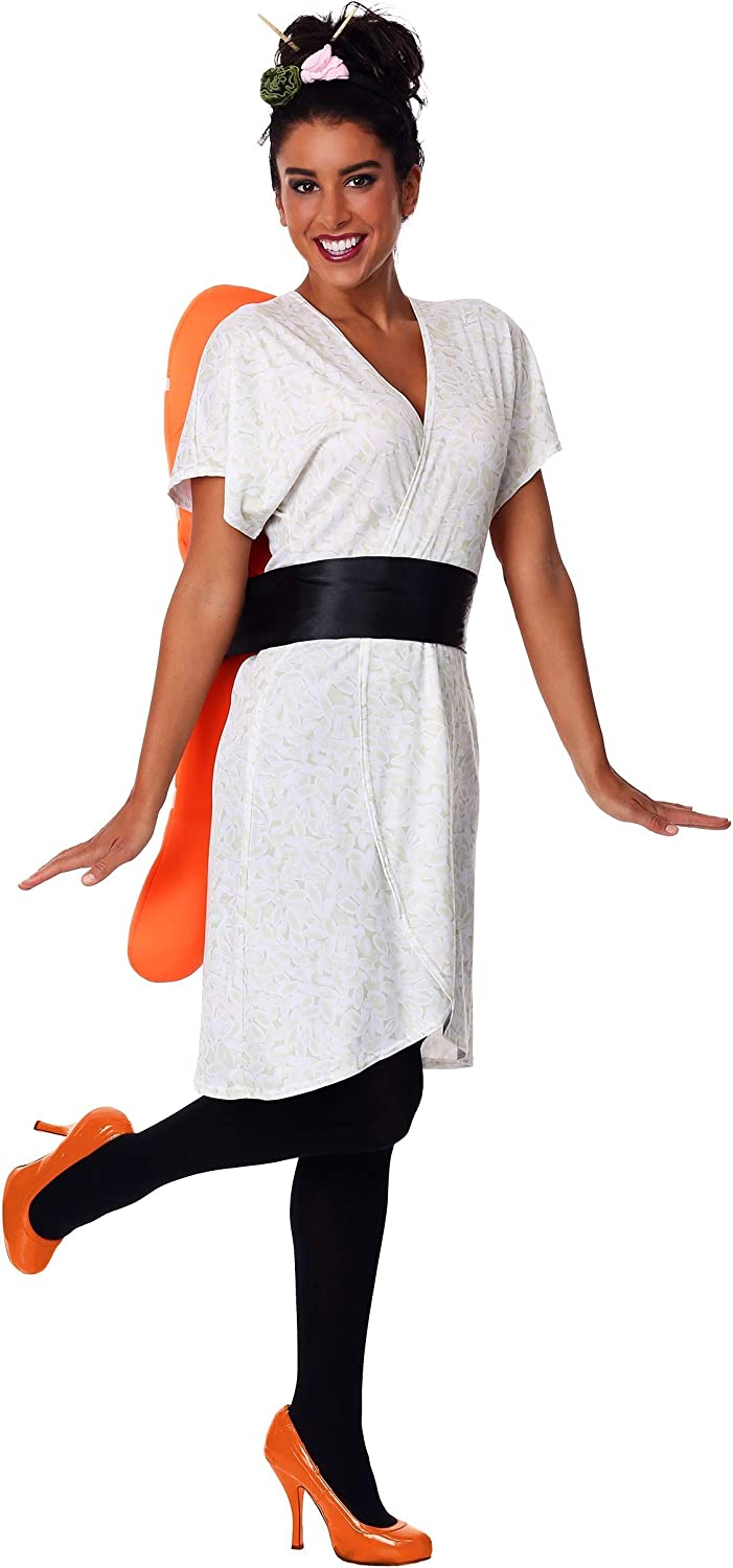 Sushi Fancy Dress Costume for Women Large: Amazon.es: Juguetes y ...