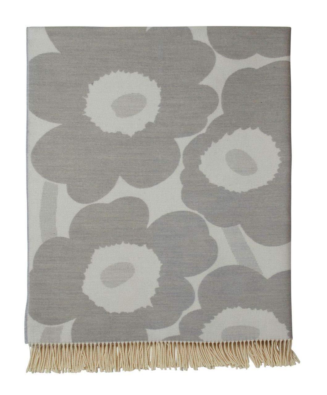 Marimekko Unikko Wolldecke 130x180 cm limitiert