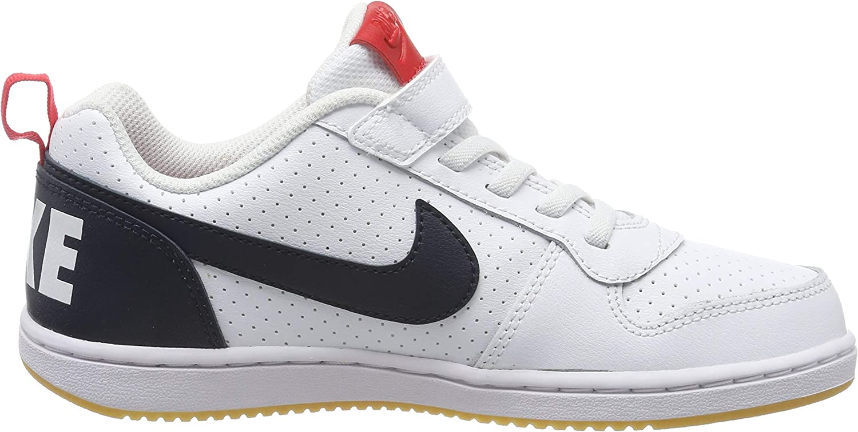 Nike Court Borough Low (PSV), Zapatillas de Baloncesto para Niños ...