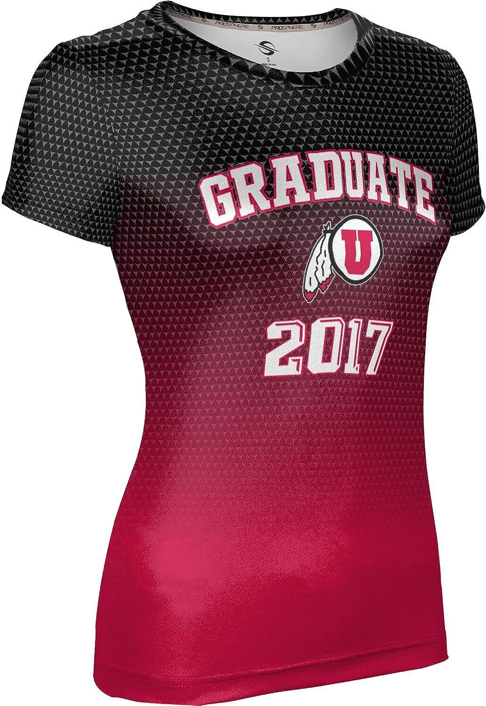 Zoom ProSphere University of Utah Graduation Womens Performance T-Shirt
