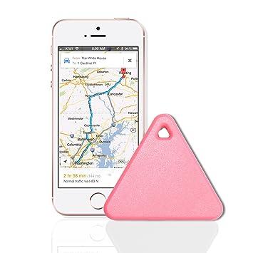 Zizon - Rastreador inteligente con localizador de GPS, alarma y Bluetooth para encontrar a su