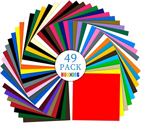 Logo Car Exteriors. Window Graphics Letters 20 Pack Permanent Self Adhesive Vinyl Sheets 12 x 12 inchs,Vinyl Sheets Assorted Colors for DIY,Brushed Metal Vinyl,for Home Decor,Banners