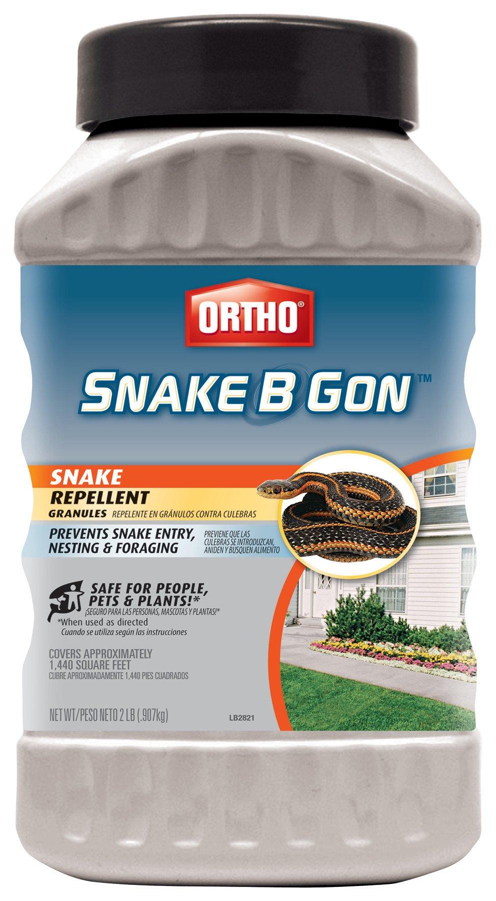 Ortho Snake B Gon Snake Repellent Granules 2-Pound (Not Sold In Ak) 2 Lb 10