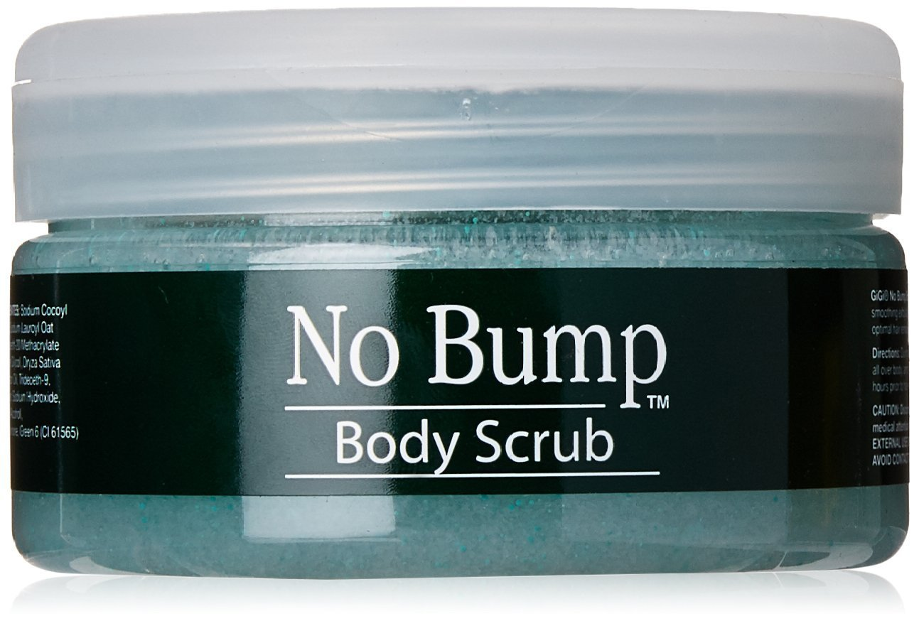GiGi No Bump Body Scrub 175 ml (Pack of 2)
