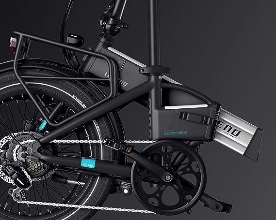 Legend Monza Bicicleta Eléctrica Plegable Smart eBike Ruedas de 20 ...