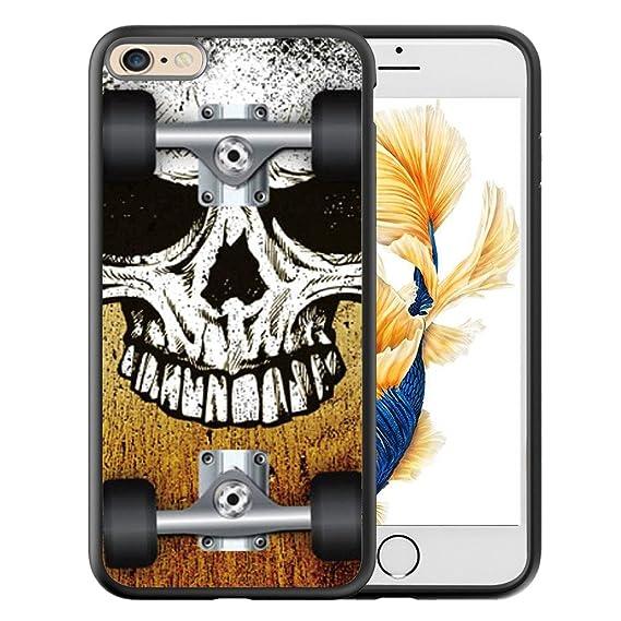 amazon com iphone 6s plus black case, customized black soft rubberiphone 6s plus black case, customized black soft rubber tpu cool style design 3d printing