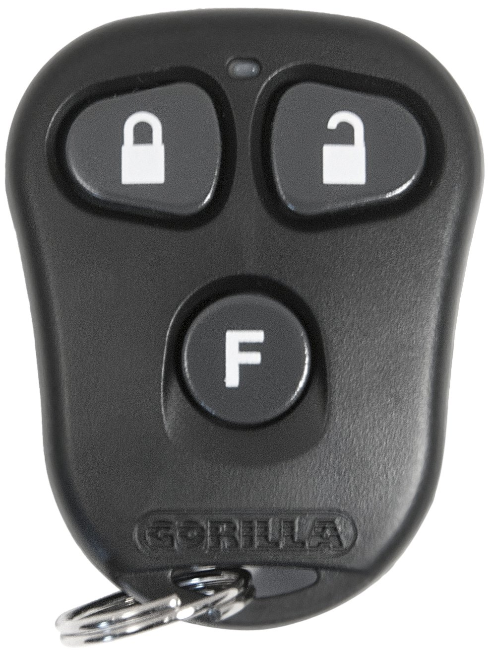 Gorilla Automotive 8007-3B Remote Transmitter for 8007/8017 and 9-Series Cycle Alarms
